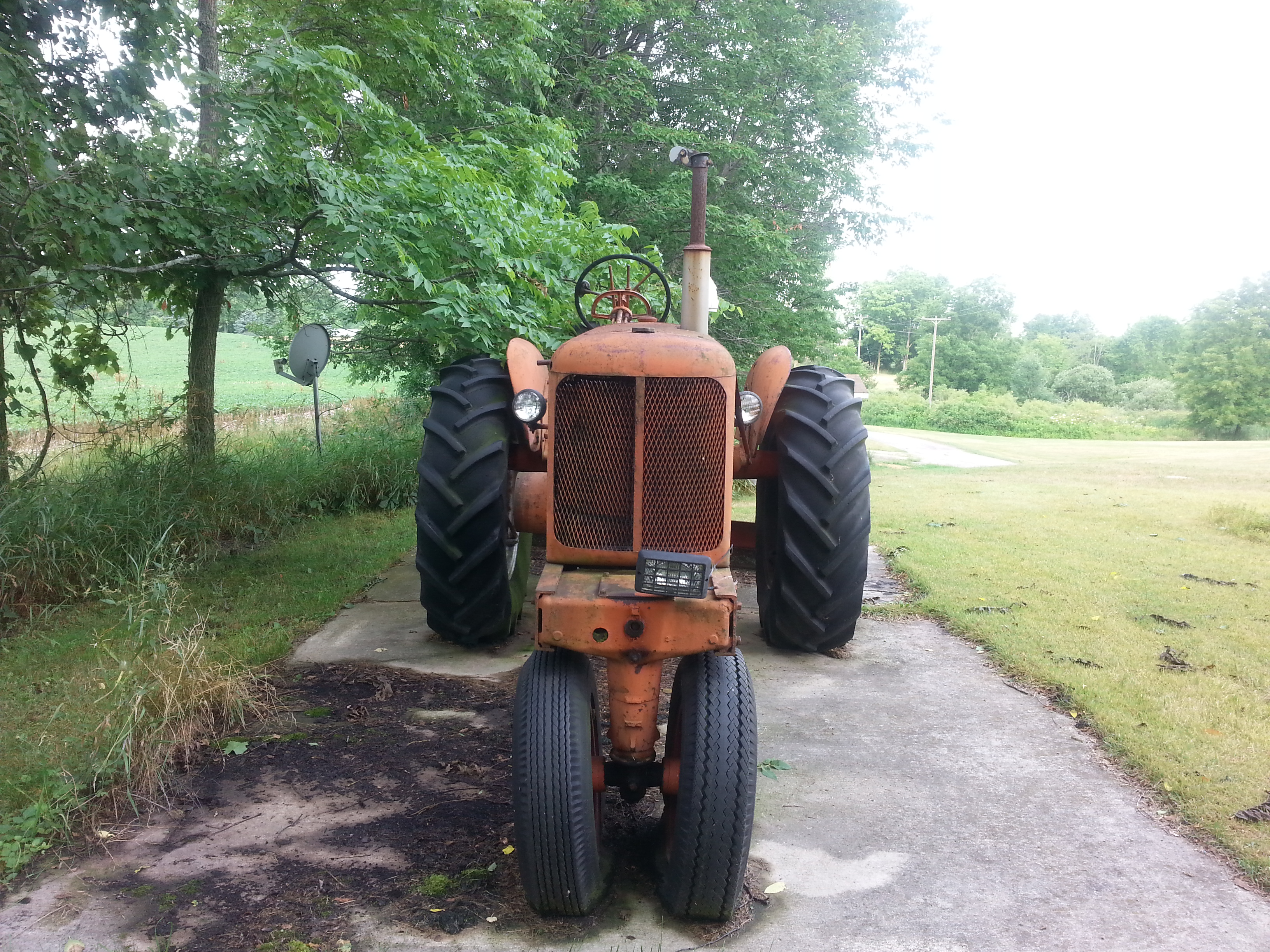 tractor-front