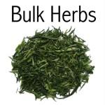 Bulk single herb
