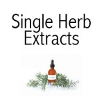 Single herb extract