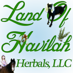 Alphabetical Listing of Land of Havilah Products