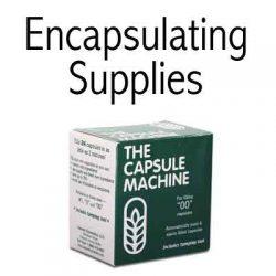 Encapsulating Supplies