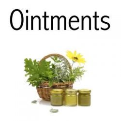 Herbal Ointments & Salves