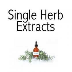 Single herb extract