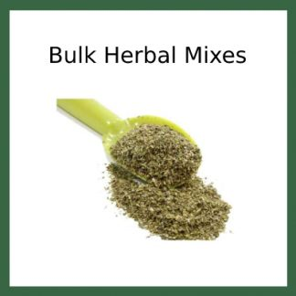 Bulk Herbal Mixes