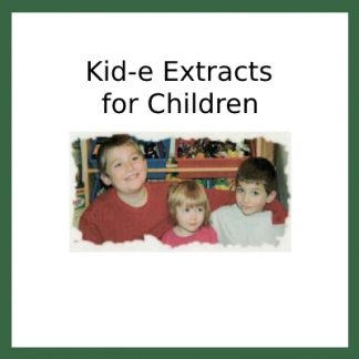 Kid-e Extracts for Children