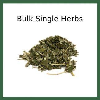 Bulk Single Herbs